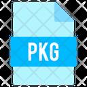 Pkg file Icon