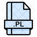 Pl File File Extension Icon