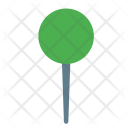 Place Marker Pin Icon