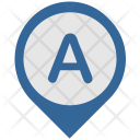 A Place Location Icon