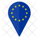 Place Euro Pointer Icon