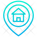 Home Location House Location Home Place Icon