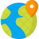 Place On Earth Icon