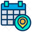 Place Delivery Date Shipping Date Icon