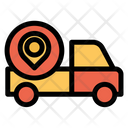 Place Delivery Icon