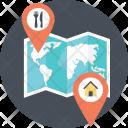Location Marker Pointer Icon