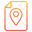 Place Holder Pin Location Icon