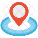 Place Optimization Geotargeting Local Seo Icon