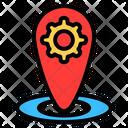 Place Optimization Optimization Place Icon