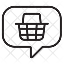 Order Place Order Bucket Icon