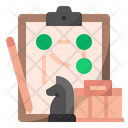 Placestrategy Planning Strategy Store Market Business Shop Icon