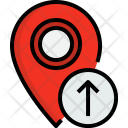 Placeholder Arrow Map Icon