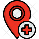 Placeholder Hospital Map Icon