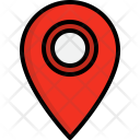 Placeholder Map Locate Icon