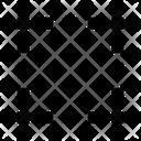 Placeholder Box Perimeter Icon