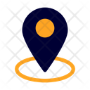 Placeholder Pin Location Icon