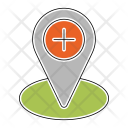 Placeholder Healthcare Location Icon