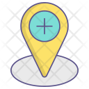 Placeholder Location Pin Icon