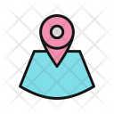 Placeholder Map Pin Icon