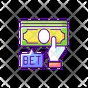 Bet Gamble Sport Icon