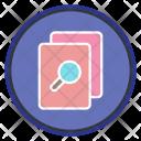 Plagiarism Checker File Icon
