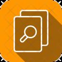 Plagiarism Checker Search Icon