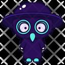 Plague Doctor Halloween Icon
