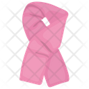Plaid Scarf Knot Scarf Infinity Scarf Icon