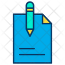 Plan Report File Icon