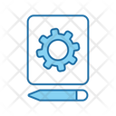 Plan Configuration File Setting Icon