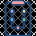 Chart Plan Scheme Icon