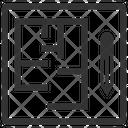 Architect Architect Design Floor Icon