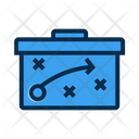Plan Strategy Tactic Icon