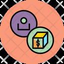Plan User Employee Icon