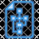Plan Strategy Algorithm Icon