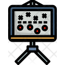 Plan Stand Exercise Icon