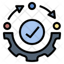 Plan Step Method Icon