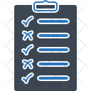Plan Checklist Icon