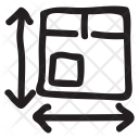 Plan Box Parcel Icon