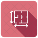 House Design Plan Icon