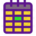 Plan Day Icon
