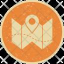 Plan Map Icon
