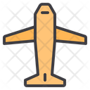 Plane Airplane Flight Icon