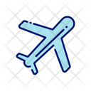 Plane Airplane Aircraft Icon