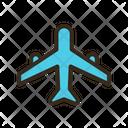 Plane Air Craft Air Plane Icon