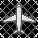 Plane Air Aircraft Icon