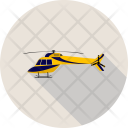 Plane Transport Vehicle Icon