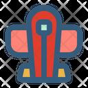 Plane Airplane Flight Icon