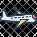 Aircraft Plane Airplane Icon
