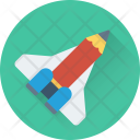 Jet Plane Flight Icon